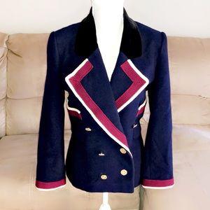 CHANEL BOUTIQUE Authentic Button Up Blazer Jacket
